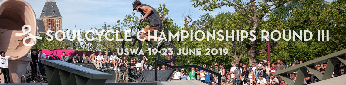 EVENT: USWA 2019 SOULCYCLE CHAMPIONSHIPS ROUND III