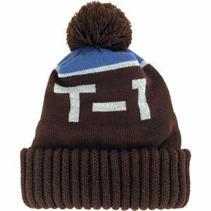 Terrible One Pom Pom beanie